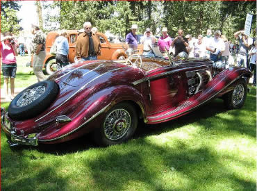 Forest Grove Concours shines in Portland thumbnail