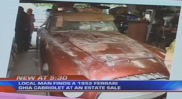 The Estate Sale Ferrari thumbnail