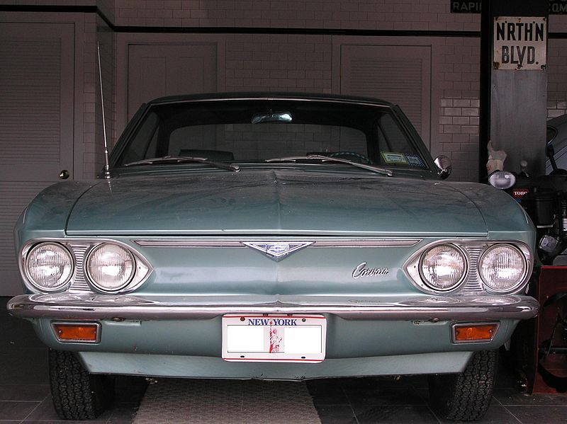Fun and Affordable: 1965-69 Chevrolet Corvair thumbnail