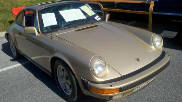Porsche 911 Values: 1974-'89 thumbnail