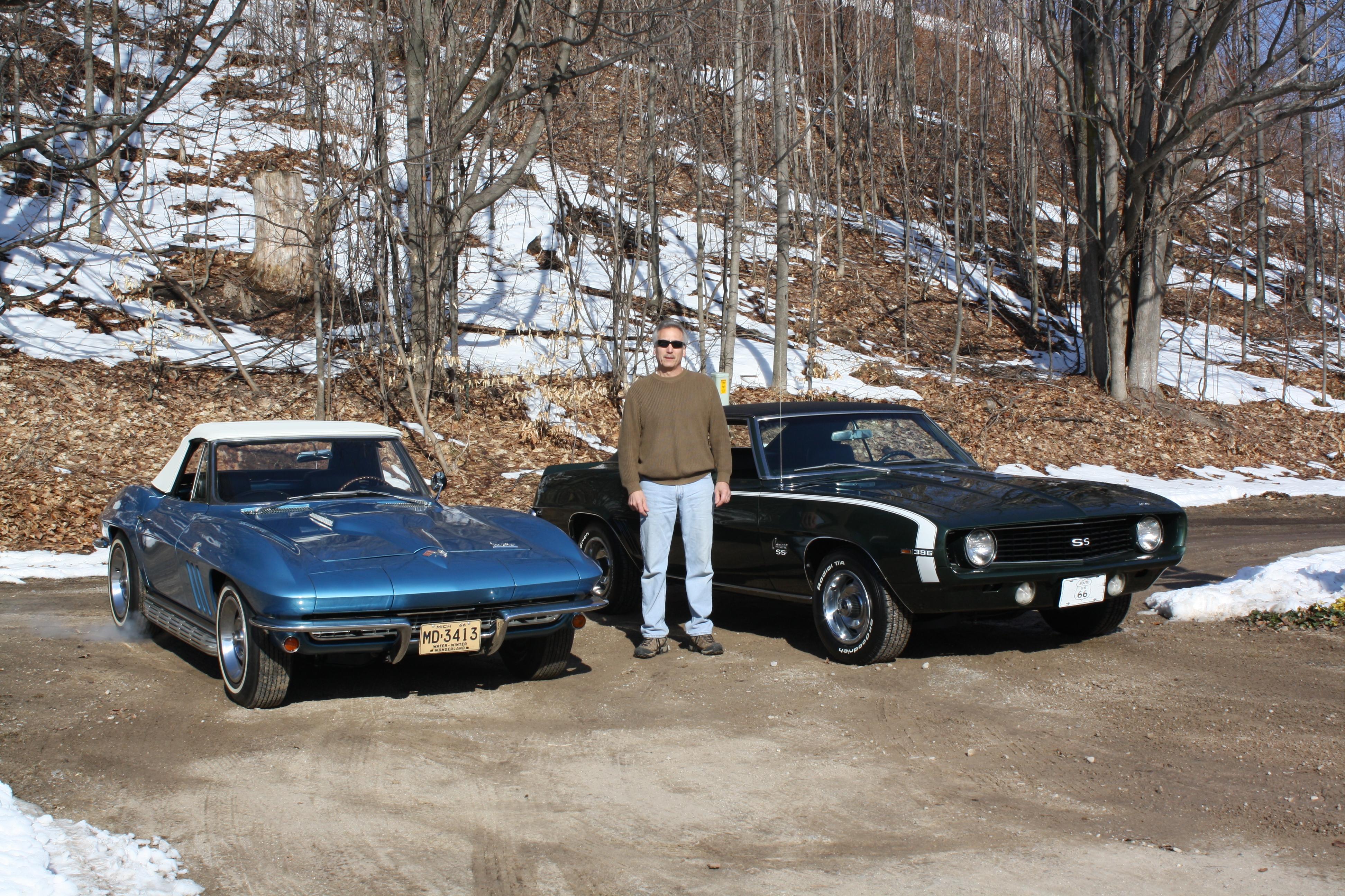 Our Cars: Tony Pietrangelo's Motown Collection thumbnail