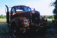 1963 B-422 Mack