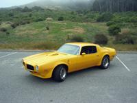 1971 Pontiac Tirebird