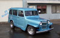 1960 Willys-Overland Station Wagon