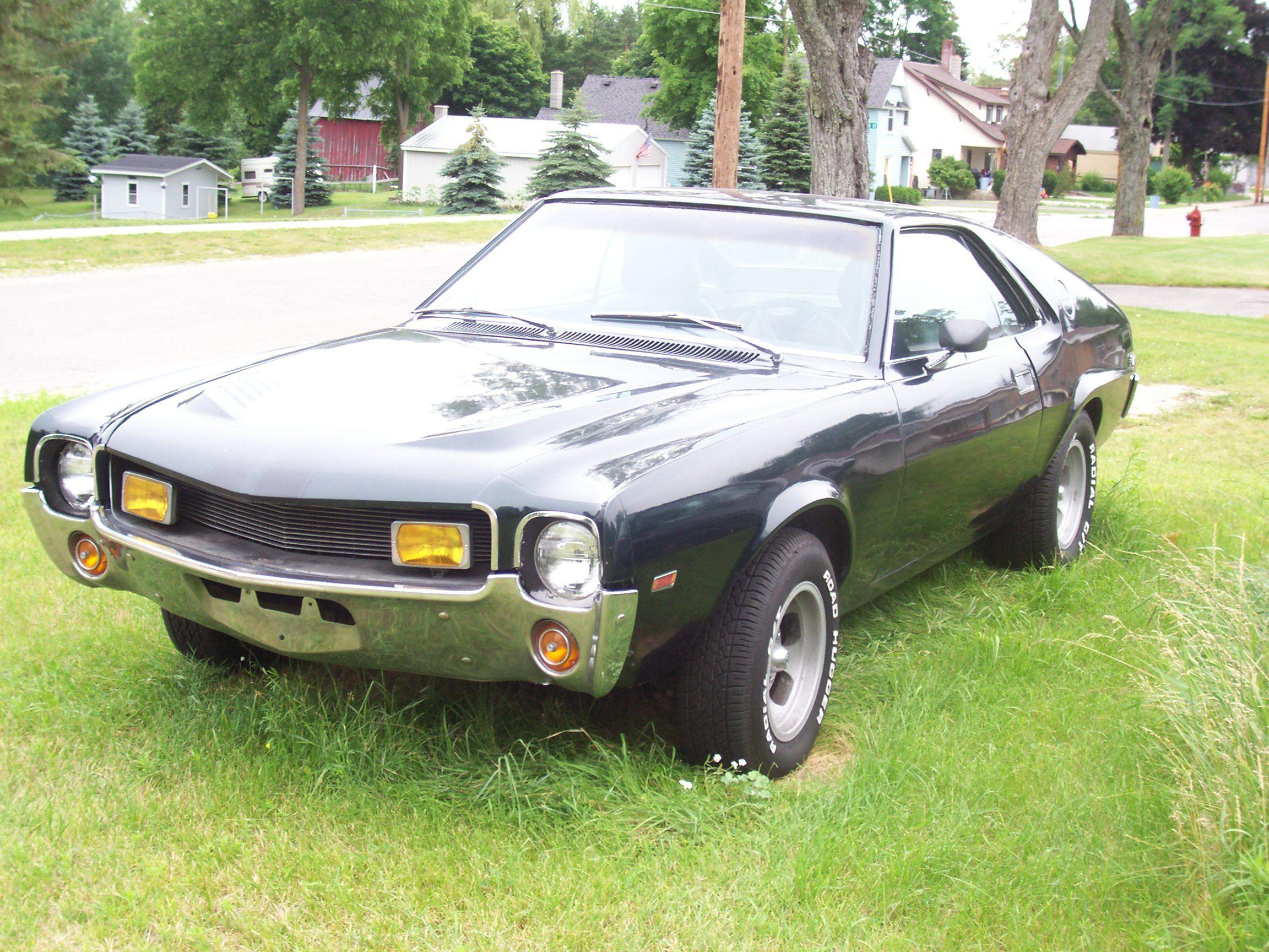 Our Cars: Tanya Nelson's 1969 AMC AMX thumbnail