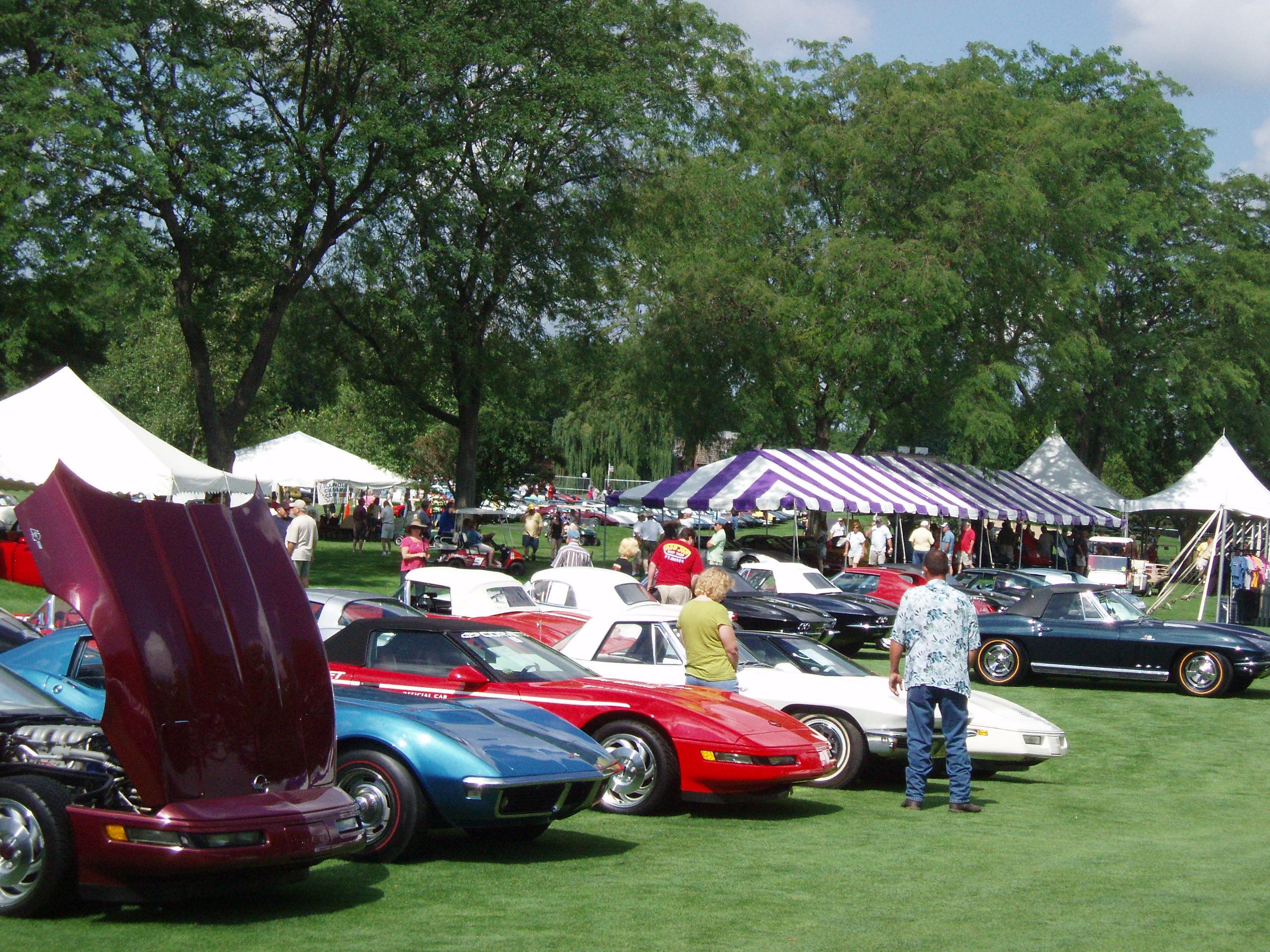 Bloomington Gold showcases Corvettes thumbnail