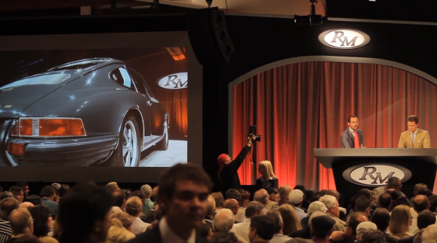 Video: Friday Monterey auction recap thumbnail