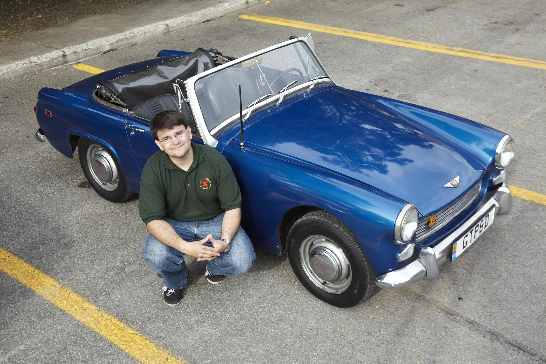 Our Cars: Matt Lewis's 1969 Austin-Healey Sprite thumbnail