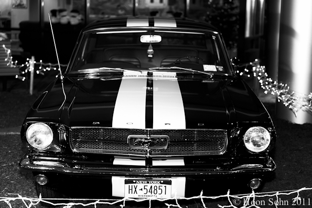 Best of Both Worlds: Win both a 1965 Mustang and a 2012 Mustang thumbnail