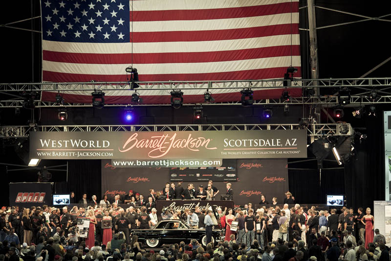 2012 Scottsdale Auction Results: Barrett-Jackson's Tuesday sale thumbnail