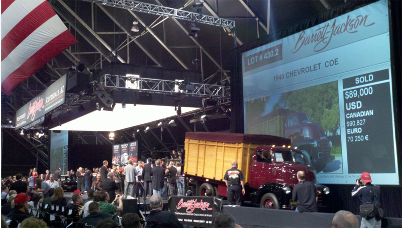Scottsdale Auction Results: Barrett-Jackson's Wednesday sale thumbnail