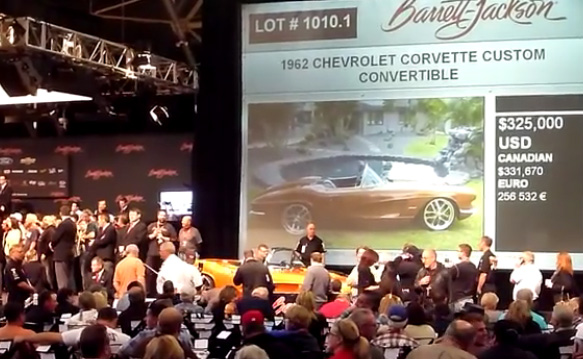 Scottsdale Auction Results: Friday video recap thumbnail