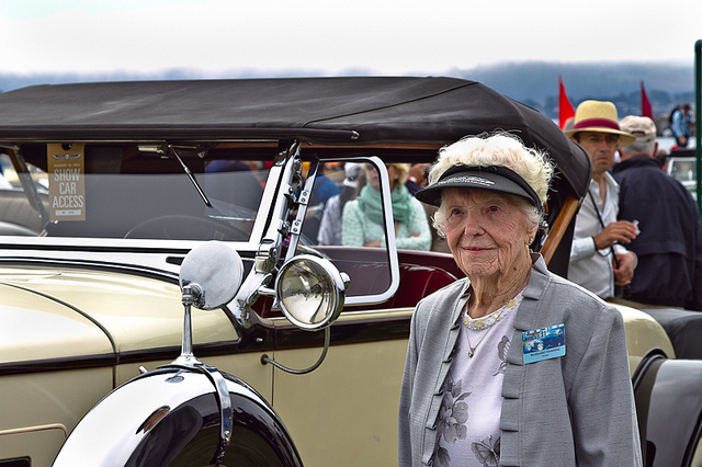 Margaret Dunning: 94 years behind the wheel (and counting) thumbnail