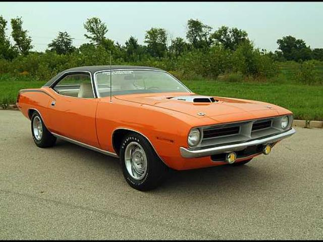 Classic Classified - 1970 Plymouth Hemi Cuda | Hagerty Articles