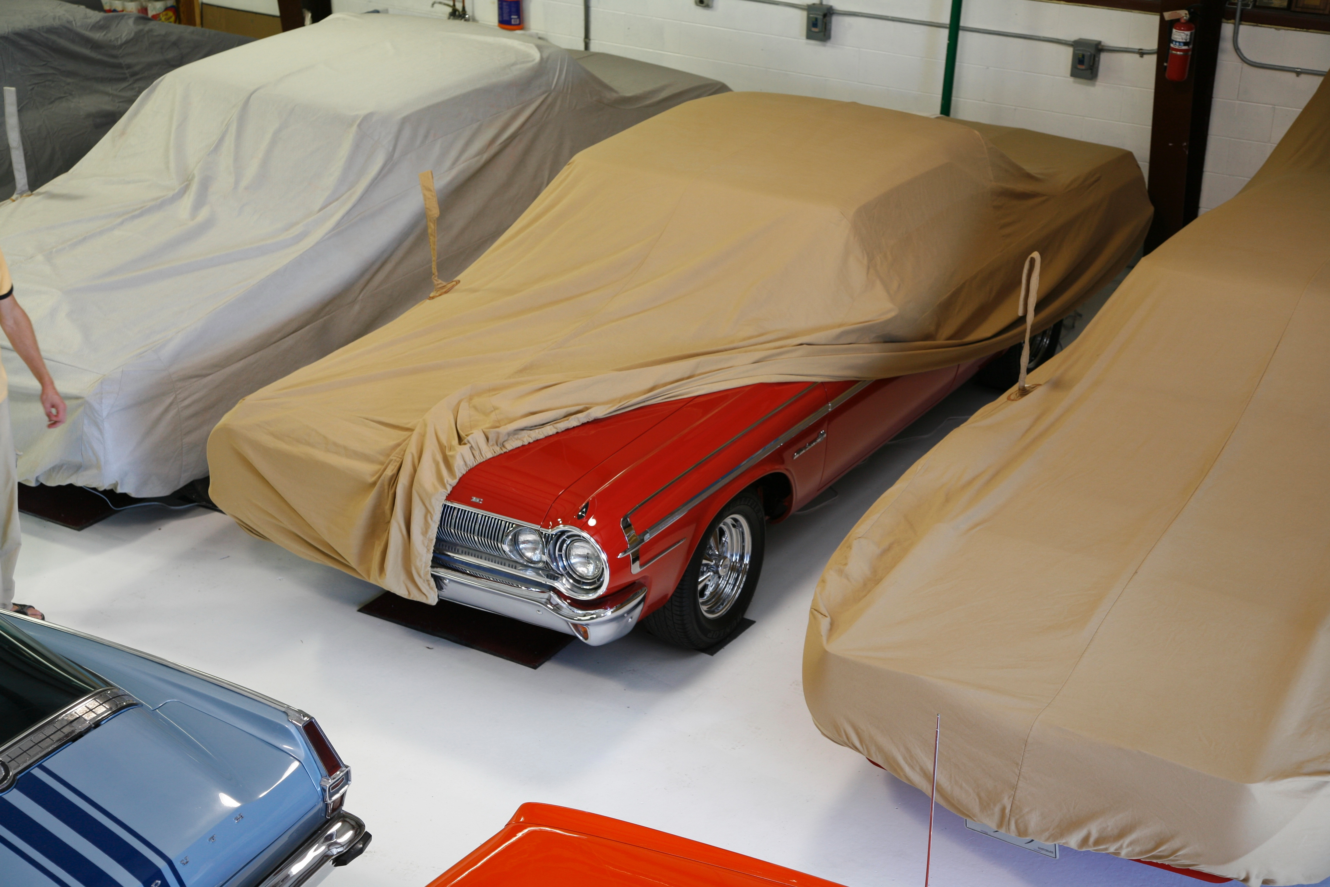 Basic Garage Safety: Steps for protecting your classic car before disaster strikes thumbnail