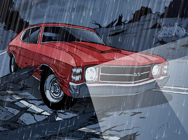 Losses and Lessons: '71 Chevelle weathers the storm, escapes with scratches thumbnail