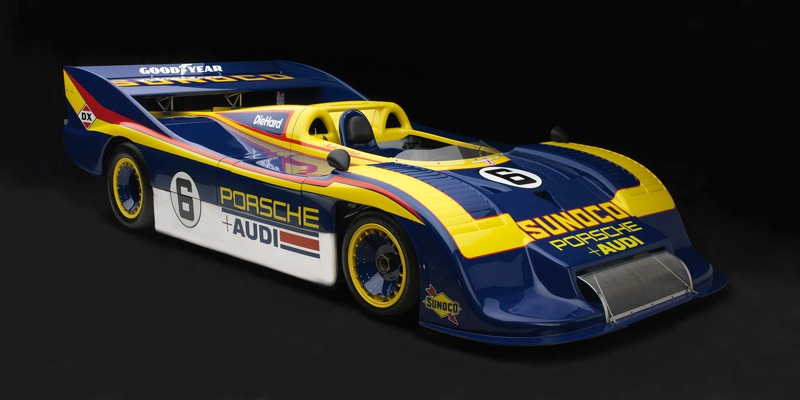 Gooding Consigns a Significant Collection of Porsche Race Cars thumbnail