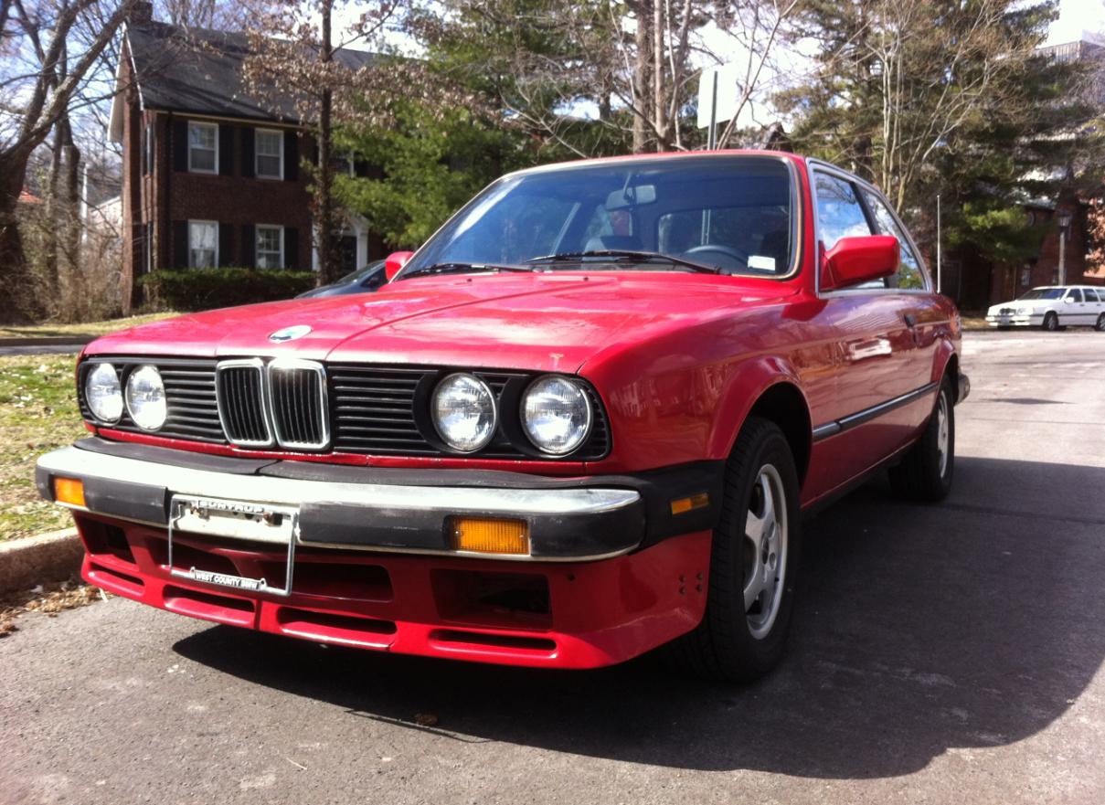 Affordable Classics: BMW E30 thumbnail
