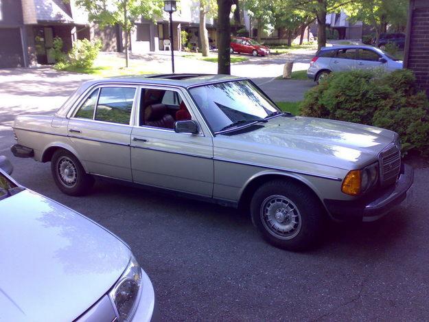 Affordable Classics: Mercedes-Benz 300TD thumbnail