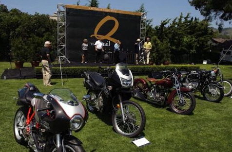 Fourth Quail Motorcycle Gathering to feature two iconic motorcycles thumbnail