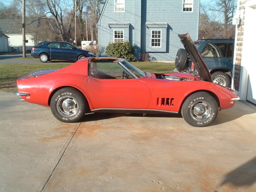 Recently on eBay: 1968 Corvette Stingray Coupe thumbnail