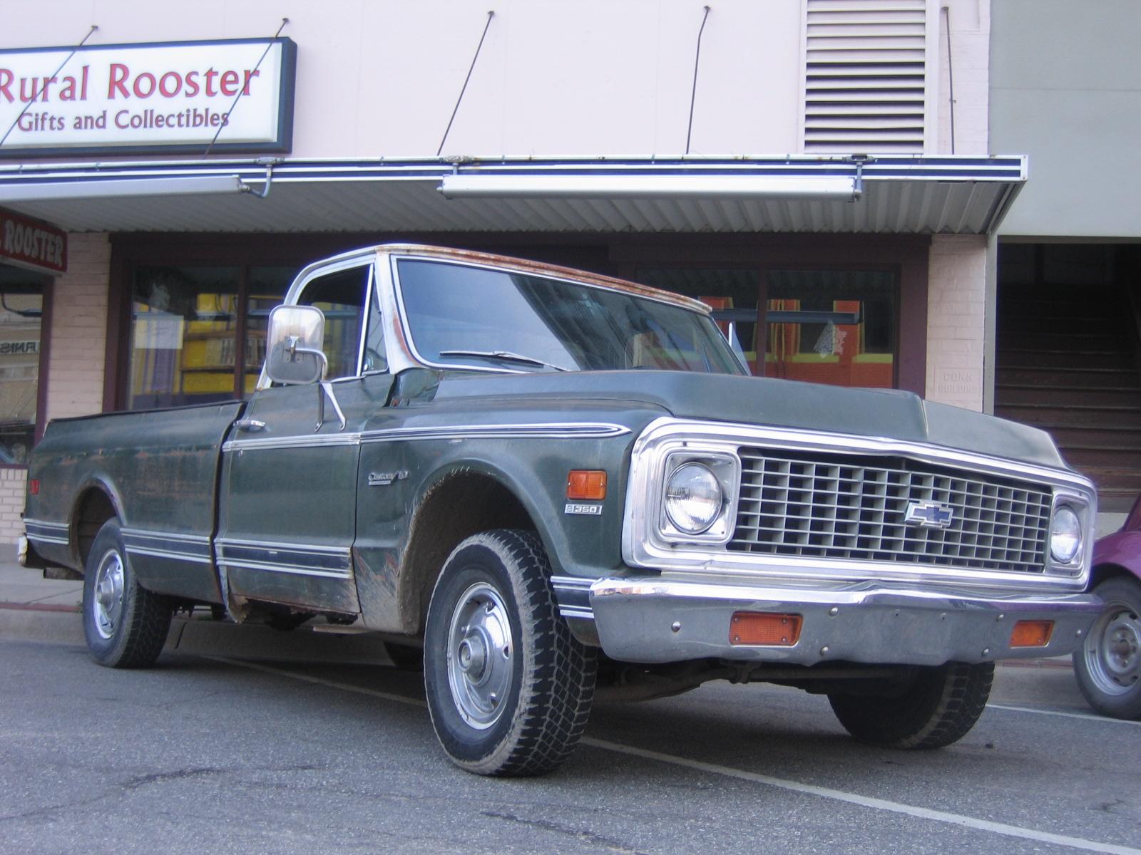 Our Cars: Kacy Smith's Chevy C10 thumbnail