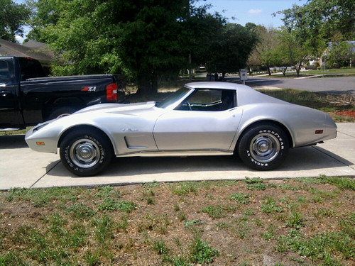 Today on eBay: 1975 Corvette Stingray coupe thumbnail