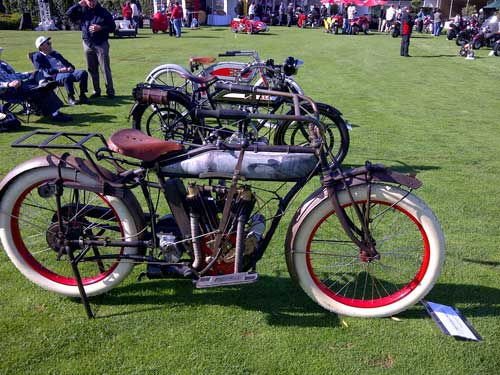 Bikes of a Feather: The 2012 Quail Motorcycle Gathering impresses thumbnail