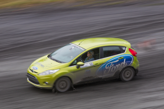 Video: A two-day 'crash course' at Team O'Neil Rally School thumbnail