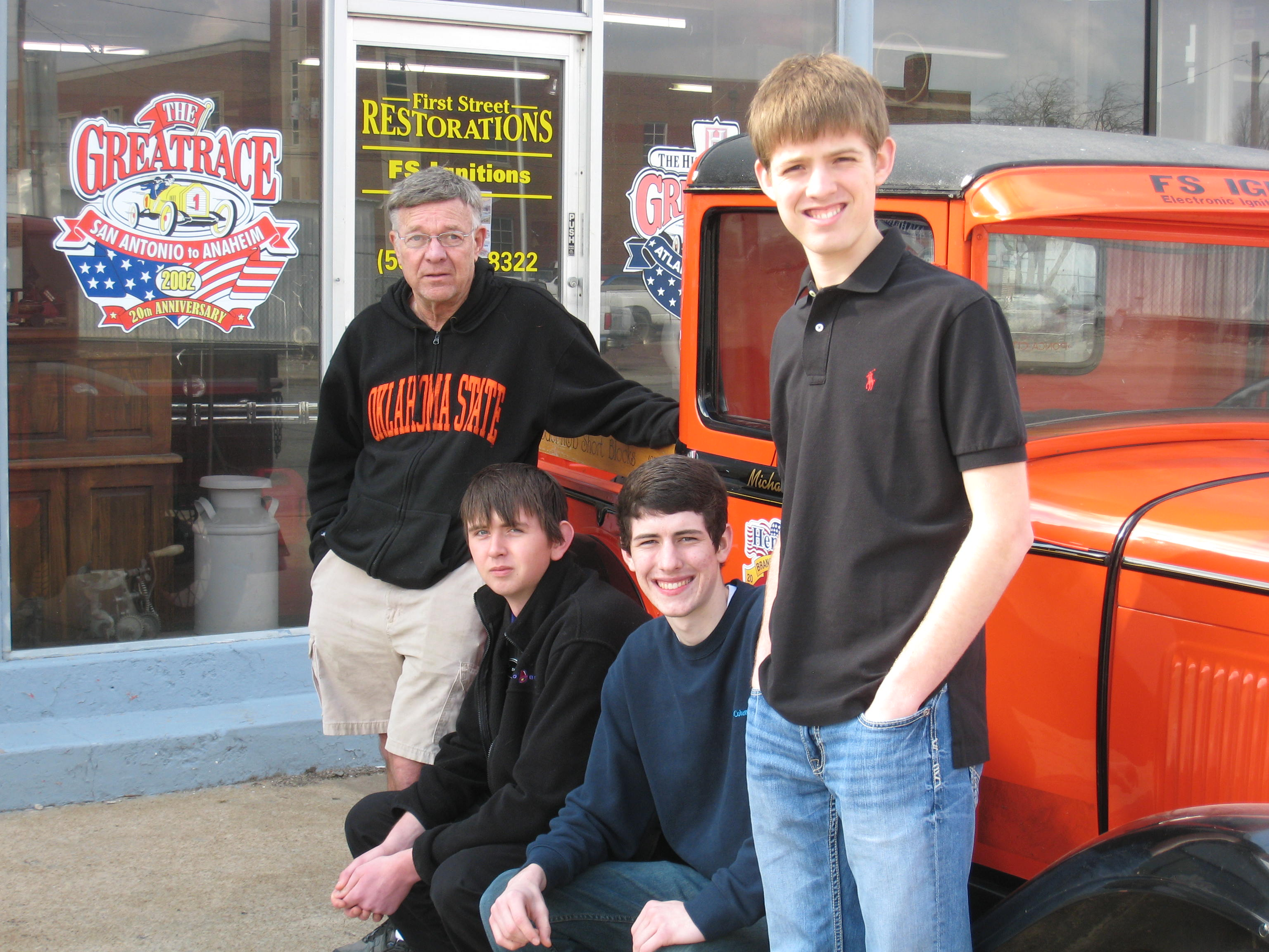 The Great Race: Ponca City Youth X-Cup team seeks adventure of a lifetime thumbnail