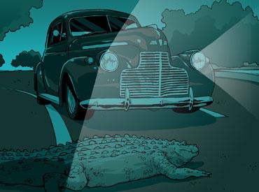 Losses and Lessons: GatorAid won't help 1940 Custom Chevy thumbnail