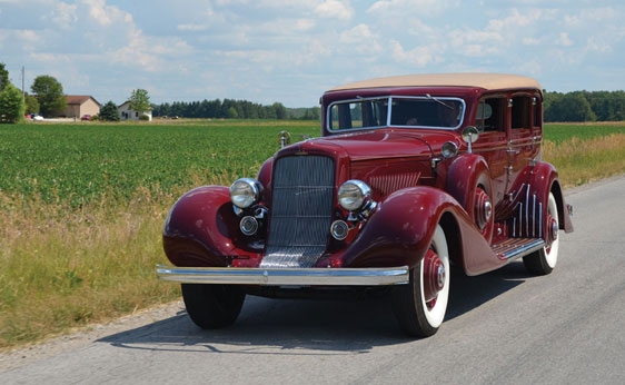 Auction Results: Auctions America Fall Auburn thumbnail