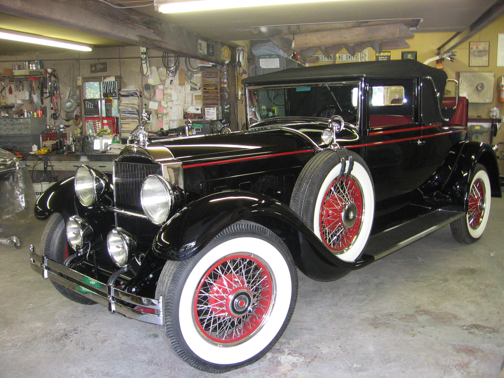 The Packard from Hershey : How sweet it is thumbnail
