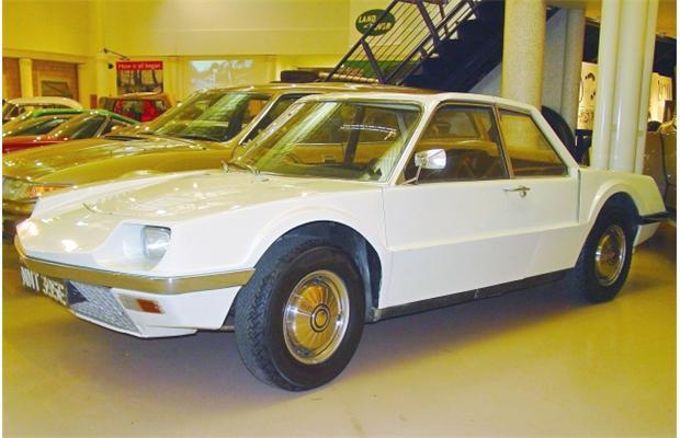 Prototype '67 Rover had a short life thumbnail