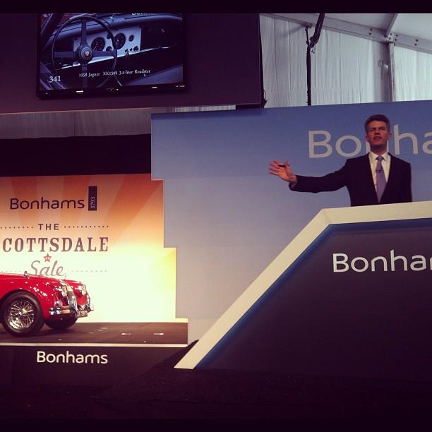 Auction Results: Bonhams doubles Scottsdale results thumbnail
