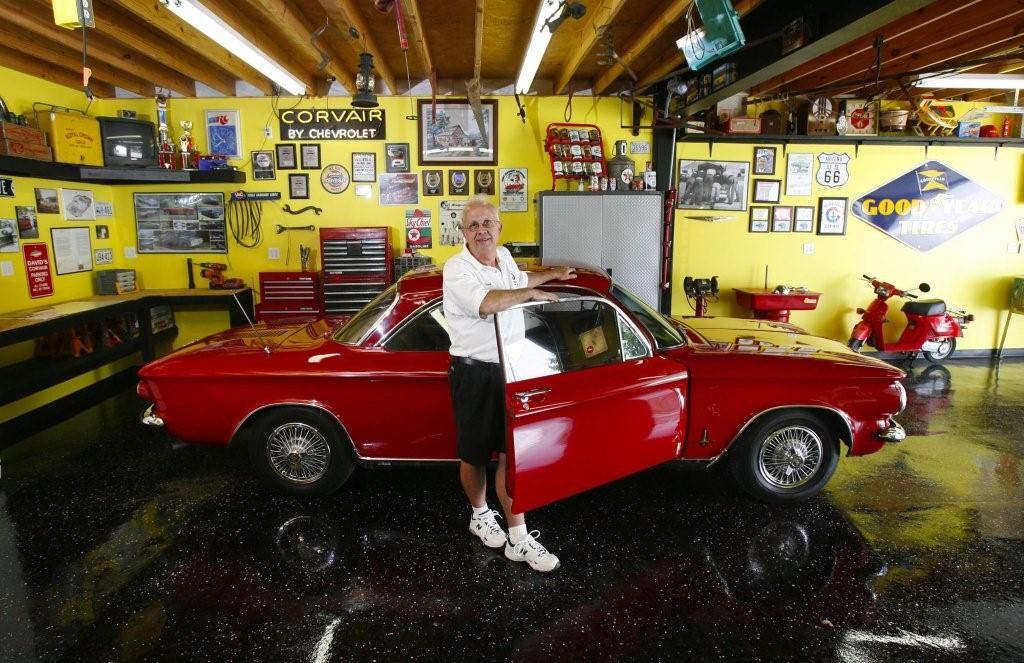 After 50 years of Corvair ownership, love is still alive and well thumbnail