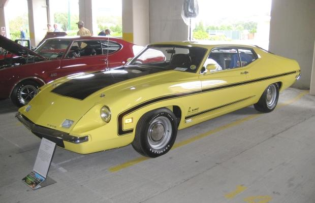Ford Torino Cobra King still turns heads thumbnail