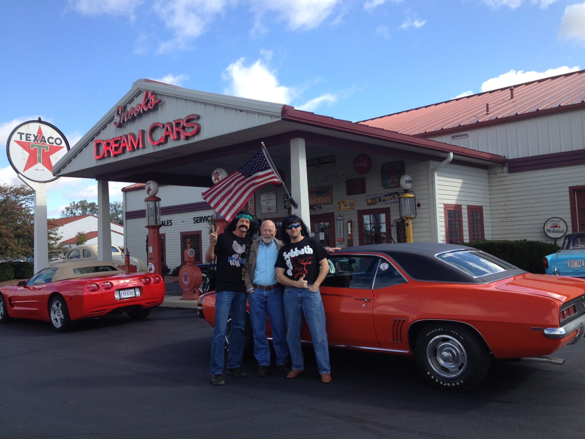 Hershey or Bust Road Trip: The Camaro cruises through Ohio thumbnail