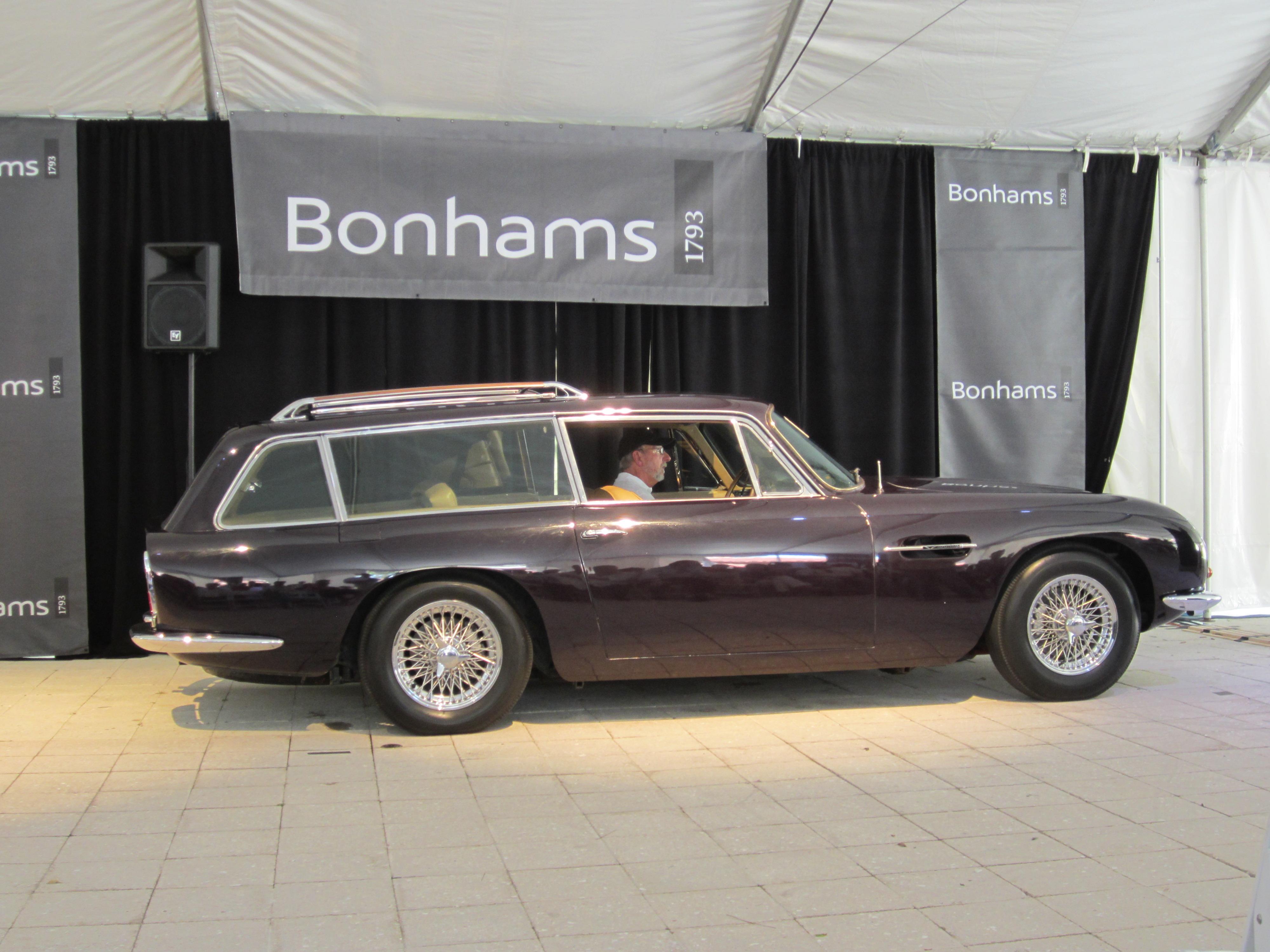 A station wagon that James Bond could love thumbnail