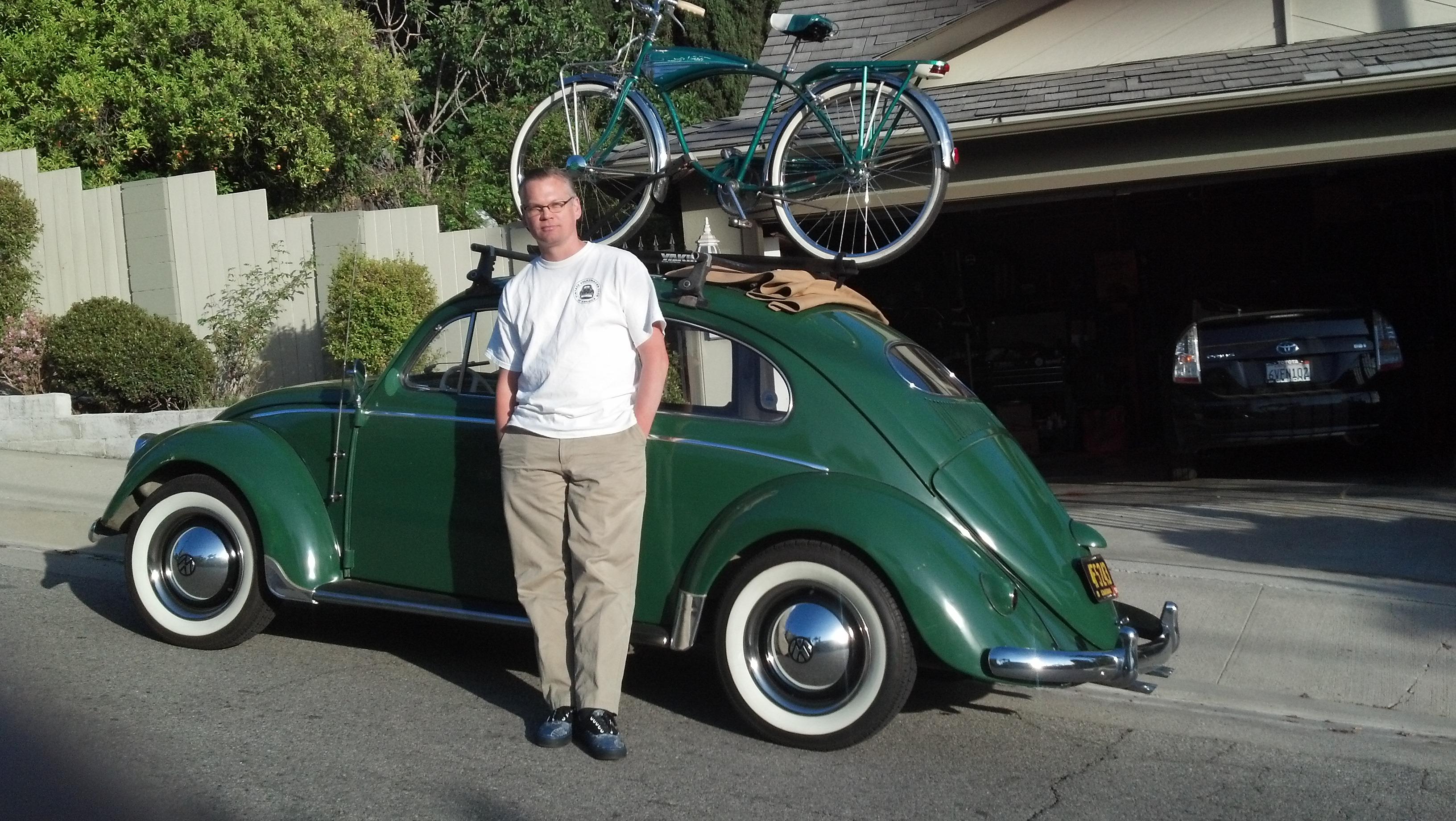 Your Cars: Sam Storey's 1954 VW Beetle Ragtop thumbnail