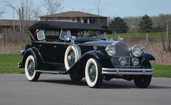 Auction Results: Auctions America's 2013 Spring Auburn sale thumbnail