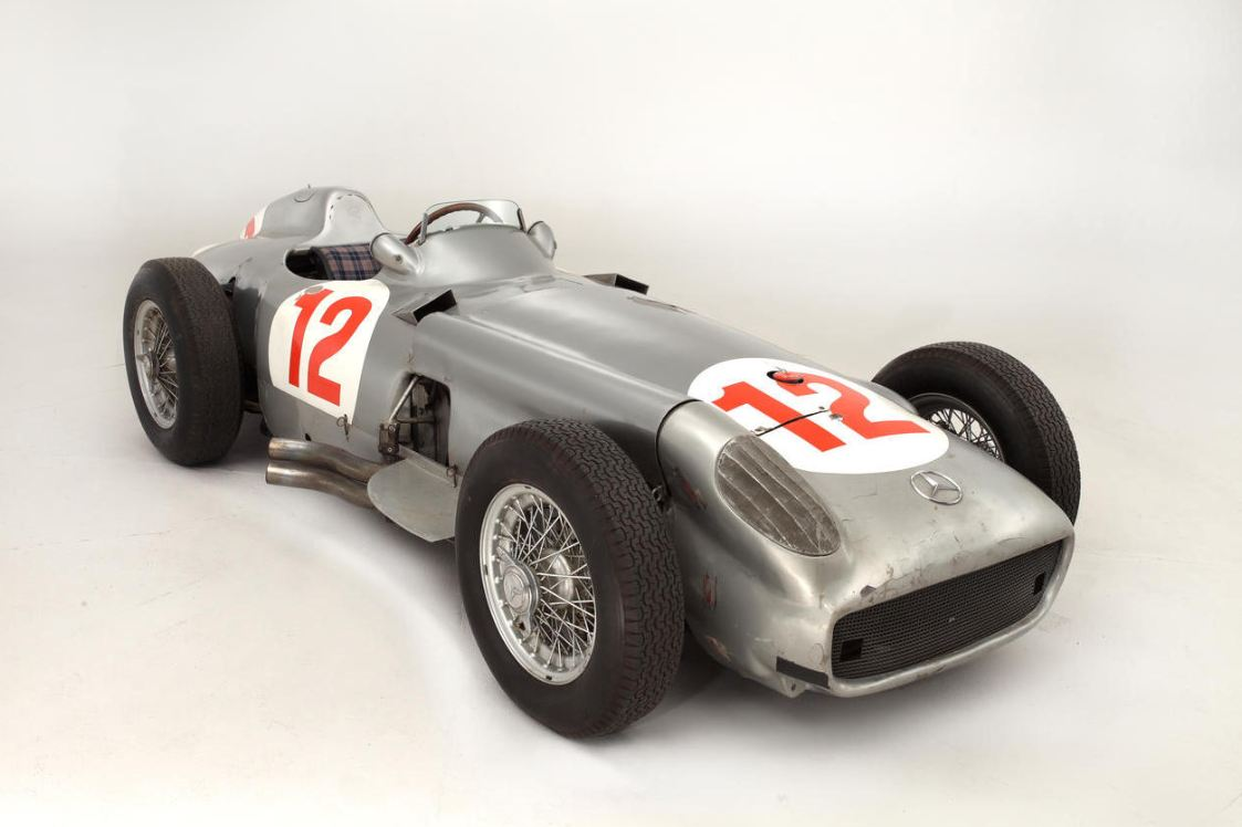 Auction Results: Bonhams' 2013 Goodwood Festival of Speed thumbnail