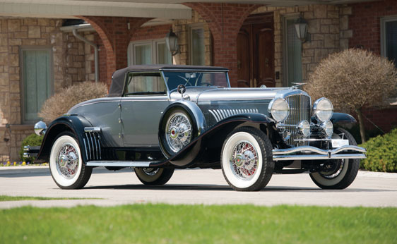 Auction Results: Auctions America's 2013 Fall Auburn sale thumbnail