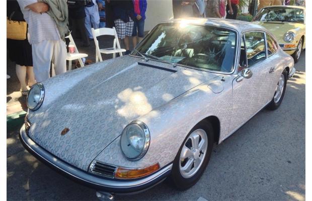 Custom Porsche a work of art thumbnail