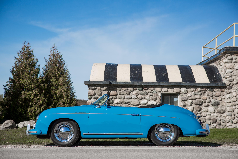 Photo Gallery: The elemental Porsche 356 Speedster thumbnail