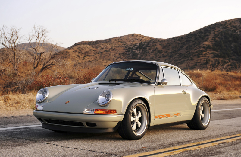 Singer 911 is the ultimate modern classic thumbnail
