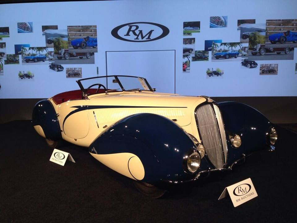 Auction Results: Amelia Island 2014 thumbnail