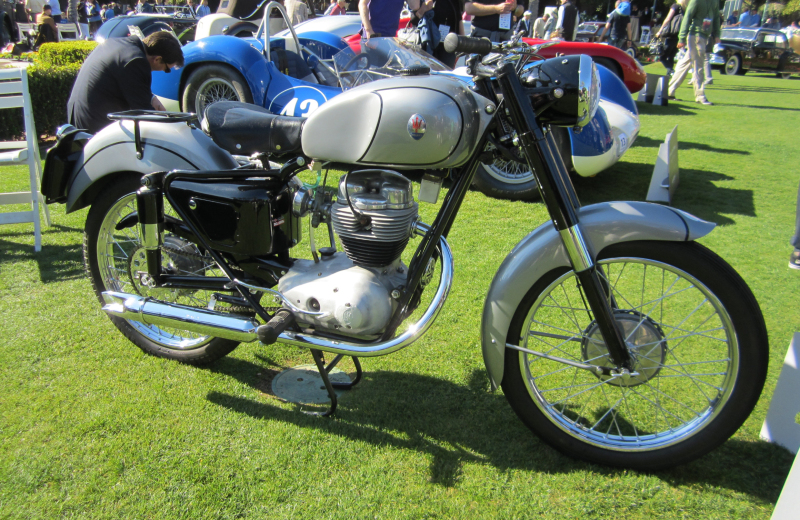 Motorcycles a buried piece of fable Italian automaker's history thumbnail