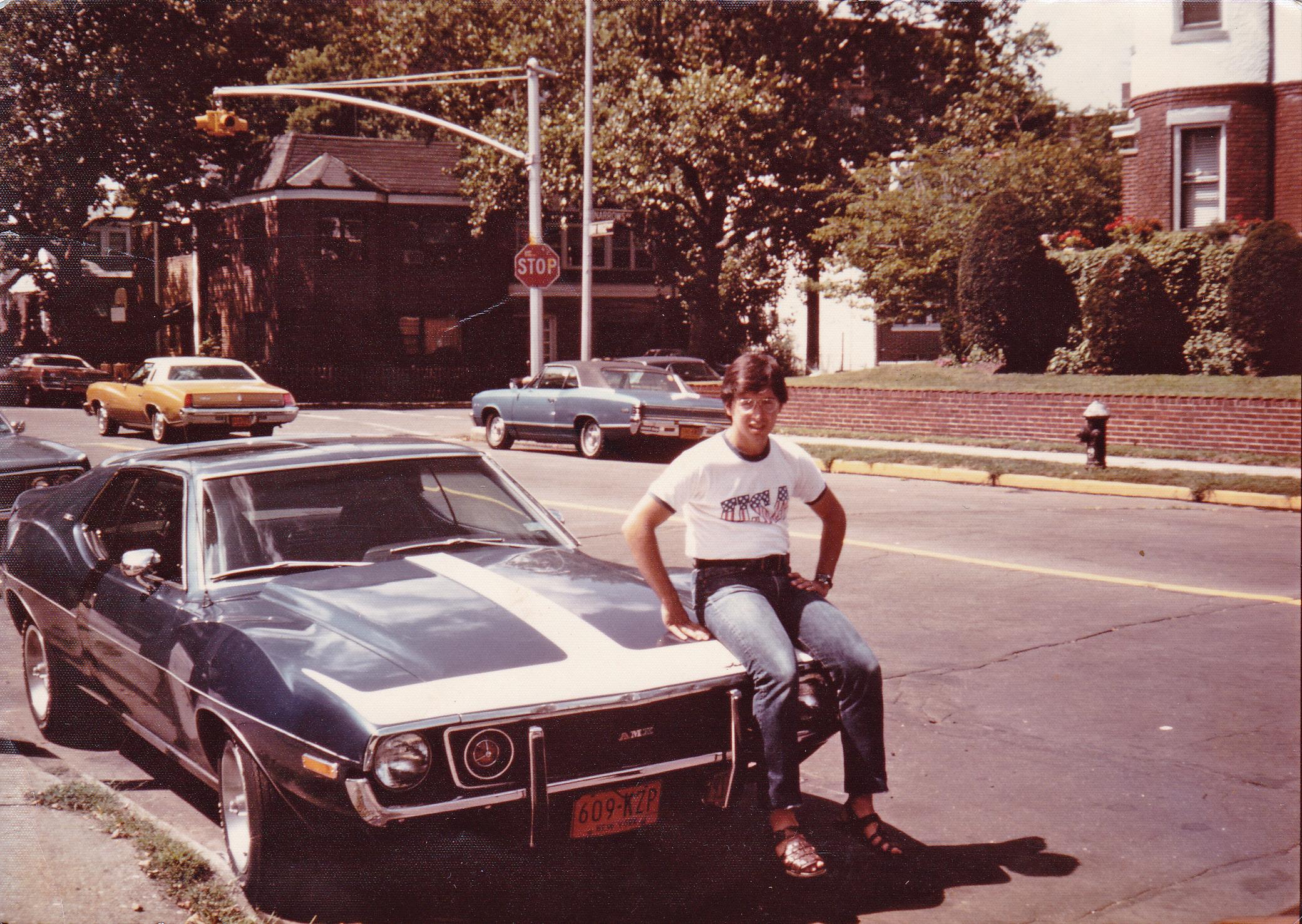 Overlooked Pony: 1968-1974 AMC Javelin thumbnail