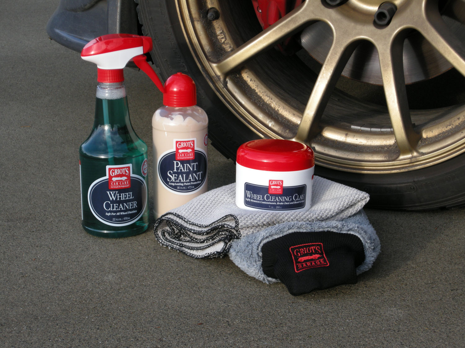 Griot's Car Care Tip: Serious winter, serious wheel care thumbnail
